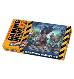 CMON Limited Zombicide: Gaming Night Kit # 2 (ML)