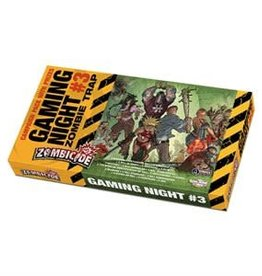 CMON Limited Zombicide: Gaming Night Kit # 3 (ML)