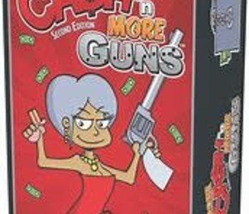 Cash 'N Guns: Ext. More Cash & More Guns (ML)