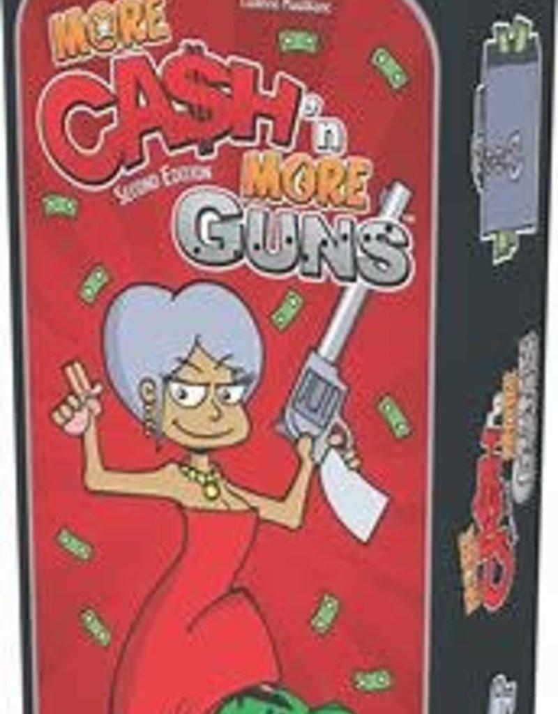 Repos Production Cash 'N Guns: Ext. More Cash & More Guns (ML)