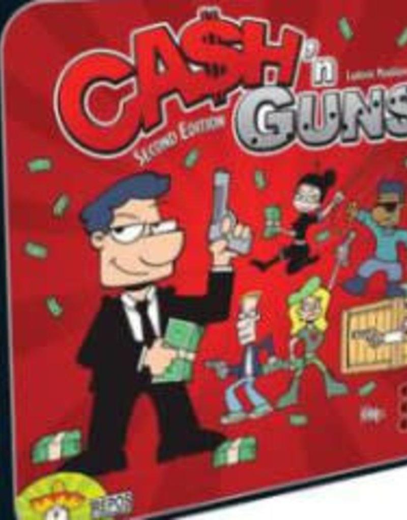 Repos Production Cash'N Guns (FR)