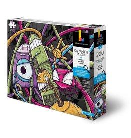 Lalita's Art Shop Casse-tête: Robots (200 Mcx)