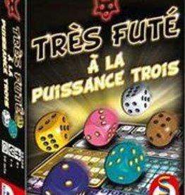 Schmidt Spiele Précommande: Très Futé: A La Puissance Trois (FR)