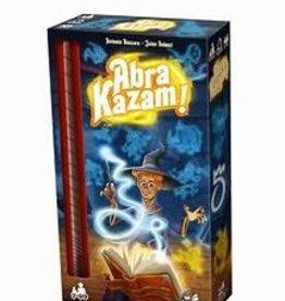 Buzzy Games Abra Kazam ! (EN)