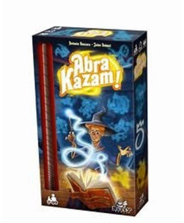 Abra Kazam ! (FR)