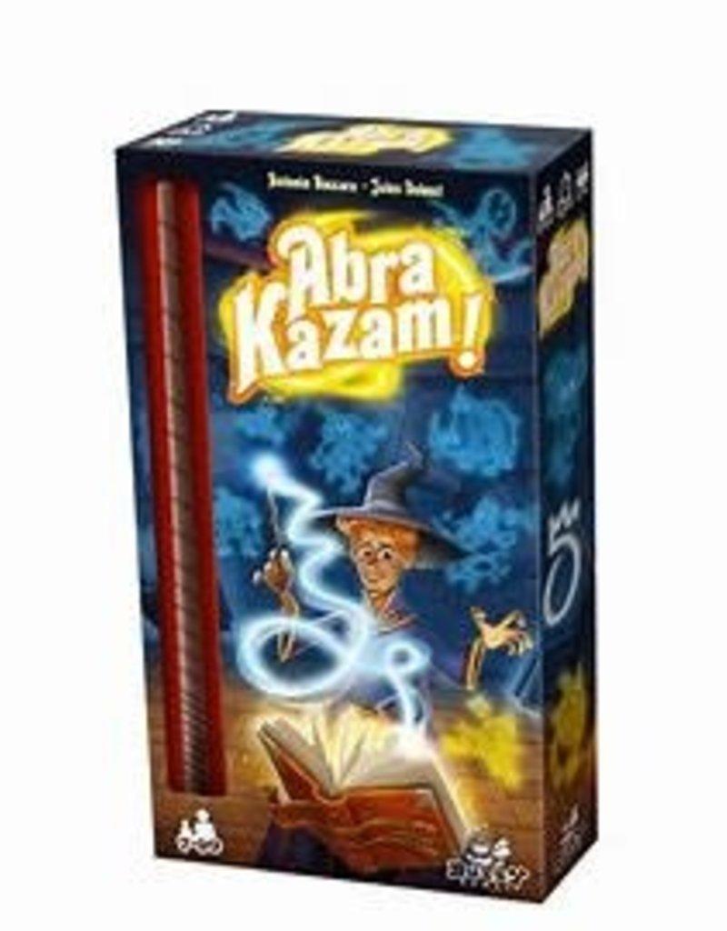 Buzzy Games Abra Kazam ! (FR)