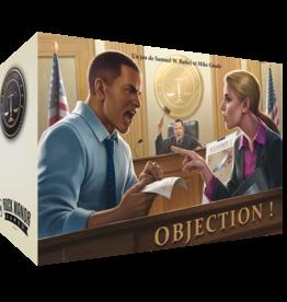 Bad Taste Games Précommande: Objection ! (FR)