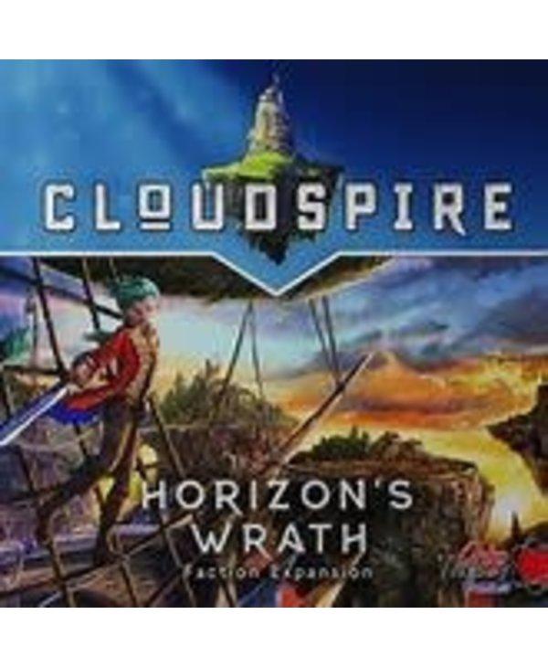 Cloudspire: Ext. Horizon's Wrath (EN)