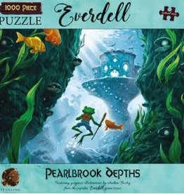 Starling Games Casse-tête: Everdell: Pearlbrook Depths (1000 Mcx)