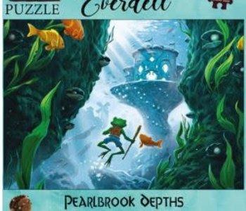 Casse-tête: Everdell: Pearlbrook Depths (1000 Mcx)