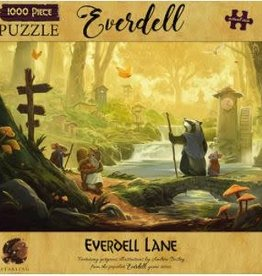 Starling Games Casse-tête: Everdell: Everdell Lane (1000 Mcx)