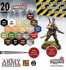 The Army Painter Warpaints: Zombicide: Paint Set 2nd Edition