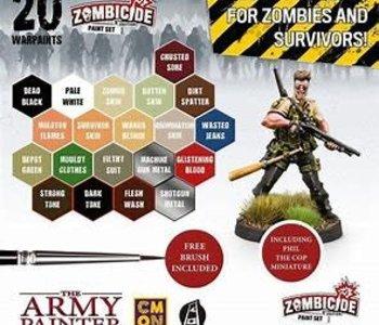 Warpaints: Zombicide: Paint Set 2nd Edition