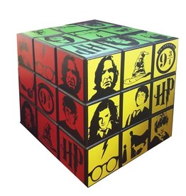 USAopoly Rubik's Cubes: Harry Potter