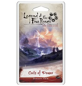 Fantasy Flight Games Legend Of The Five Rings LCG: Ext. Coils Of Power (EN)