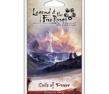 Legend Of The Five Rings LCG: Ext. Coils Of Power (EN)