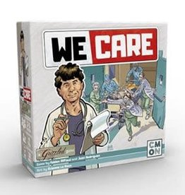 CMON Limited We Care: A Grizzled Game (EN)