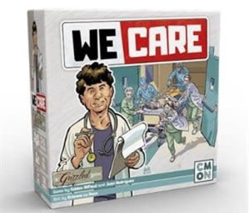 We Care: A Grizzled Game (EN)