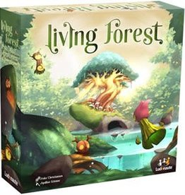 Ludonaute Précommande: Living Forest (EN)
