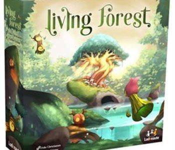 Précommande: Living Forest (EN)
