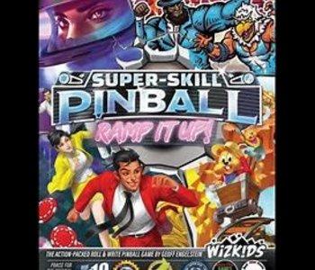 Précommande: Super Skill Pinball: Ramp It Up! (EN)