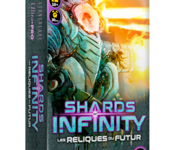 Shards Of Infinity: Ext. Reliques Du Futur (FR)
