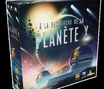 À La Recherche De La Planète X (FR)