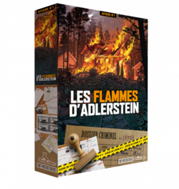 Origames Les Flammes d'Adlerstein (FR)