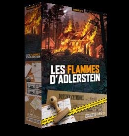 Origames Précommande: Les Flammes d'Adlerstein (FR) Mai 2021