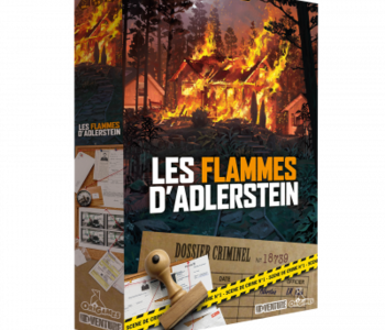 Les Flammes d'Adlerstein (FR)