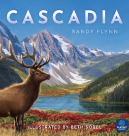 Alderac Entertainment Group Précommande: Cascadia (EN)