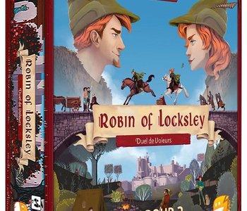 Robin Of Locksley: Duel De Voleurs (FR)