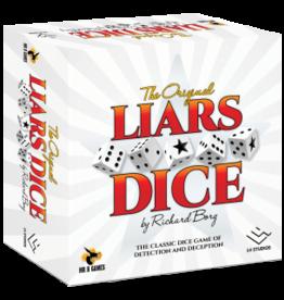 Mr. B Games Précommande:  Liars Dice (EN)