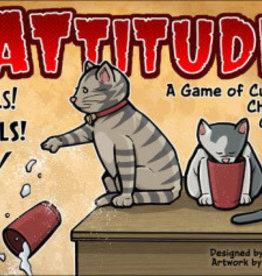 Mr. B Games Précommande: Cattitude (EN)