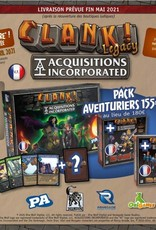 Origames Clank Legacy: Acquisitions Incorporated (FR) AVANT-PREMIÈRE
