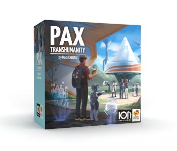 Précommande: Pax: Transhumanity (EN)