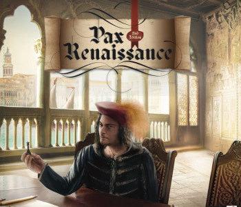 Précommande: Pax: Renaissance 2E (EN)