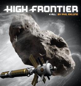 Mr. B Games Précommande: High Frontier 4 All (EN)