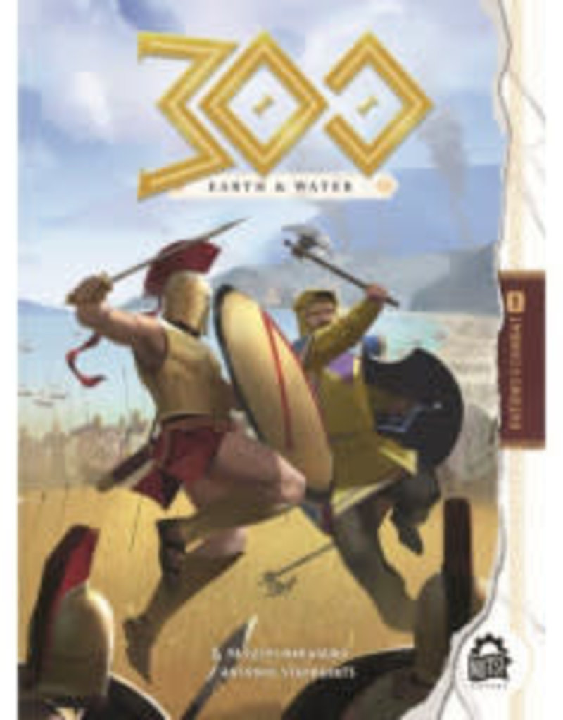 Ares Games 300: Earth And Water (EN)