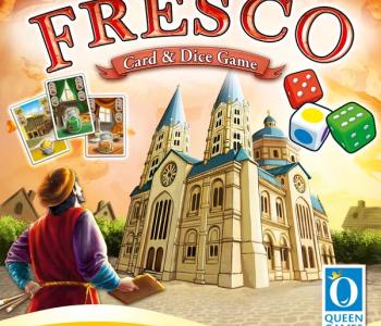 Fresco: Card And Dice Game (EN)
