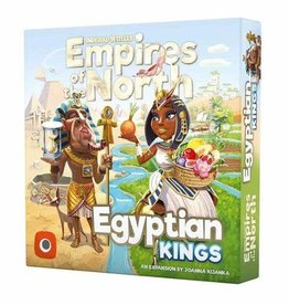 Portal Games Imperial Settlers: Empires Of The North: Ext. Egyptian Kings (EN)