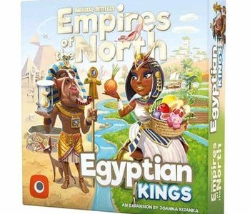 Imperial Settlers: Empires Of The North: Ext. Egyptian Kings (EN)