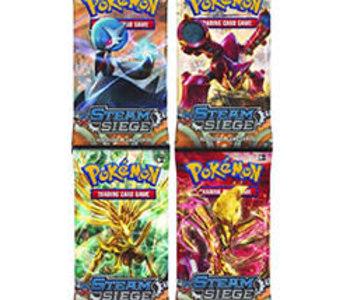 Pokemon: Steam Siege Blister (EN)
