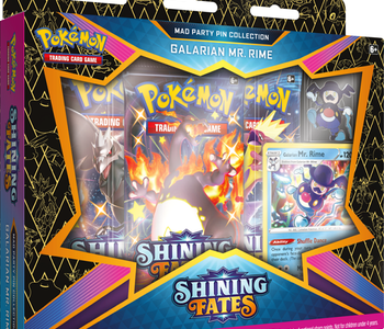 Pokemon: Shining Fates Mad Party Pin Coll. (EN)