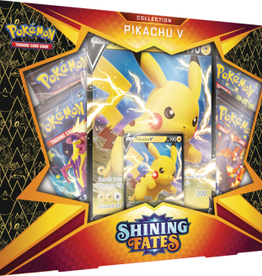 Pokemon Pokemon: Shining Fates Pikachu V  Collection (EN)