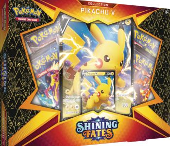 Pokemon: Shining Fates Pikachu V  Collection (EN)