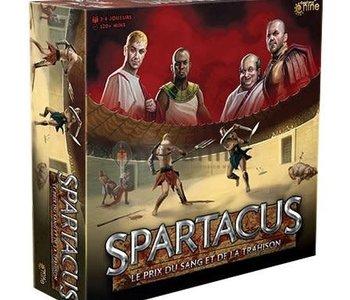 Spartacus: Le Prix Du Sang Et De La Trahison (FR)
