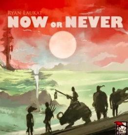 Red Raven Précommande: Now Or Never (EN)