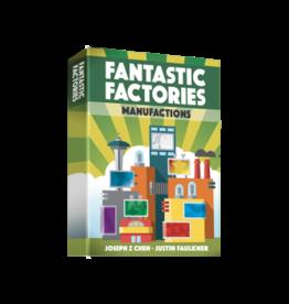 Greater Than Games Précommande: Fantastic Factories: Ext. Manufactions (EN)