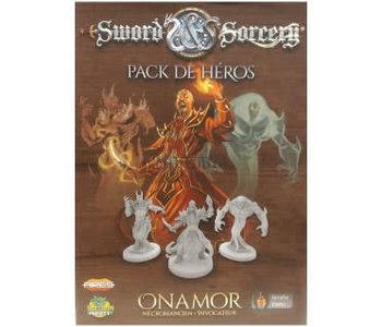 Sword And Sorcery: Pack De Heros Onamor (FR)